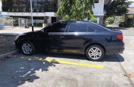Black Volkswagen Jetta 2014 at 80 km