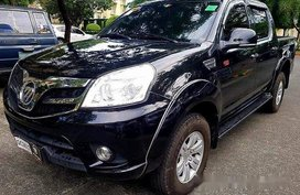 Black Foton Thunder 2018 at 8000 km for sale