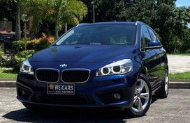 Selling Bmw 218i 2015 at 20000 km