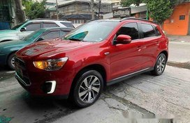 Sell Red 2015 Mitsubishi Asx at 33000 km