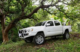 2013 Toyota Tacoma for sale in Quezon City
