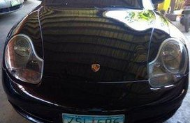 Sell Black 1996 Porsche at 40000 km