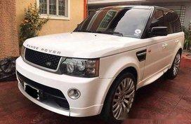 Sell White 2006 Land Rover Range Rover Sport in Valenzuela