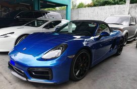 2016 Porsche Boxster for sale in Paranaque