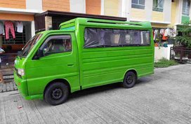 MULTICAB SUZUKI GREEN F6 GOOD RUNNING CONDITION