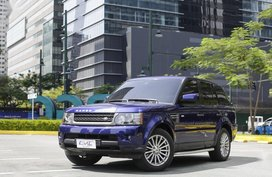 2011 Land Rover Range Rover Sport for sale in Quezon City