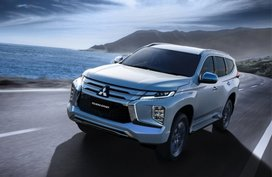 Mitsubishi Montero GLX MT Sport 2020 for sale in Mandaluyong