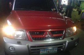 2006 MITSUBISHI PAJERO FOR SALE LOCAL