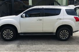 For Sale 2017 Isuzu Mu-X Limited Edition Pearlwhite
