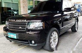 Selling Land Rover Range Rover 2012 at 52000 km