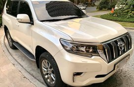 2018 Toyota Land Cruiser Prado for sale in Taguig