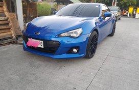 Subaru Brz 2014 for sale in Cavite