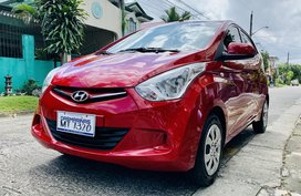 Used Hyundai Eon GLX 2018 for sale in Quezon City