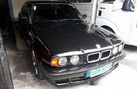 Black BMW 525I 1996 at 142147 km for sale