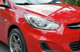 Hyundai Accent 2013 1.4L Automatic Gasoline