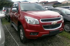 Second-hand Chevrolet Trailblazer 2017 for sale in Cainta