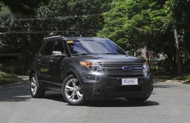 2015 Ford Explorer for sale in Quezon City