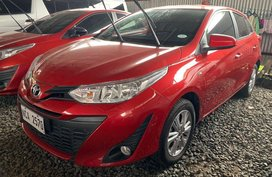 2nd-hand Toyota Yaris 2018 for sale in Quezon City
