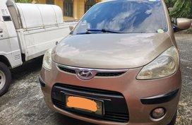 Sell 2010 Hyundai I10 in Muntinlupa