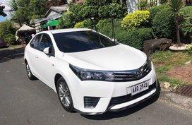 2014 Toyota Corolla Altis for sale in Quezon City