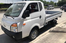 IMPORTED HYUNDAI PORTER II (H100) Supercab Dropside