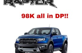 Brand New Ford Ranger Raptor 2020 for sale in Quezon City