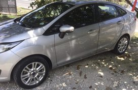 For Sale: 2014 FORD FIESTA 1.5L MT (SEDAN)
