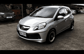 Honda Brio 2015 Hatchback at 58581 km for sale