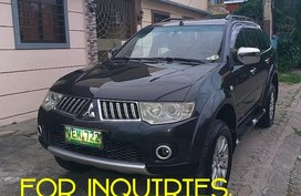 Mitsubishi Montero 2009 for sale in Las Pinas