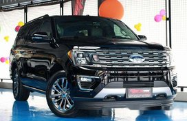 Sell Black 2018 Ford Expedition at 6000 km