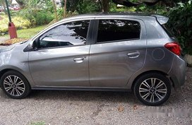 Silver Mitsubishi Mirage 2017 for sale