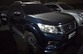 Selling Blue Nissan Navara 2019 in Quezon City