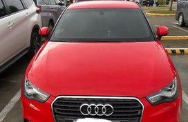 Sell Red 2015 Audi A1 Automatic Gasoline at 43000 ikm