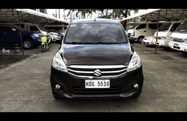 Suzuki Ertiga 2017 SUV at 16633 km for sale