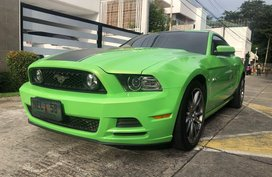 Ford Mustang 2014 for sale in Paranaque