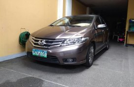 2013 Honda City for sale in Quezon City