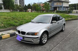 Selling Silver Bmw 318I 2003 Automatic Gasoline