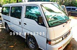 White Nissan Urvan Escapade 2008 for sale in Marikina