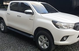 2018 Toyota Hilux for sale in Quezon City