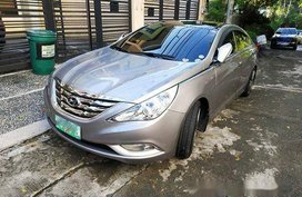 Sell Silver 2010 Hyundai Sonata at 36000 km