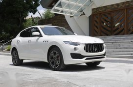 2017 Maserati Levante for sale in Quezon City