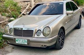 1998 Mercedes-Benz E-Class for sale in Las Pinas