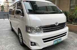 2012 Toyota Grandia for sale in Manila