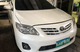 2013 Toyota Corolla Altis for sale in Quezon City