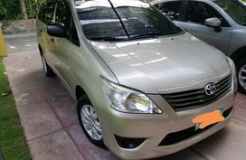 2012 Toyota Innova for sale in Cebu City