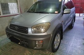 2002 Toyota Rav4 for sale in Quezon City