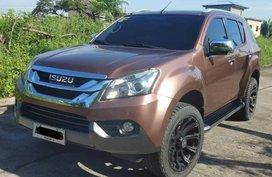 2016 Isuzu Mu-X for sale in Marilao