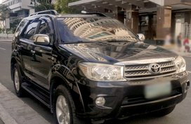 2010 Toyota Fortuner for sale in Taguig
