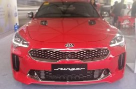 Kia Stinger 2019 for sale in Makati