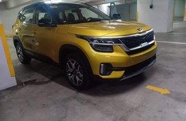 2020 Kia Seltos for sale in Quezon City